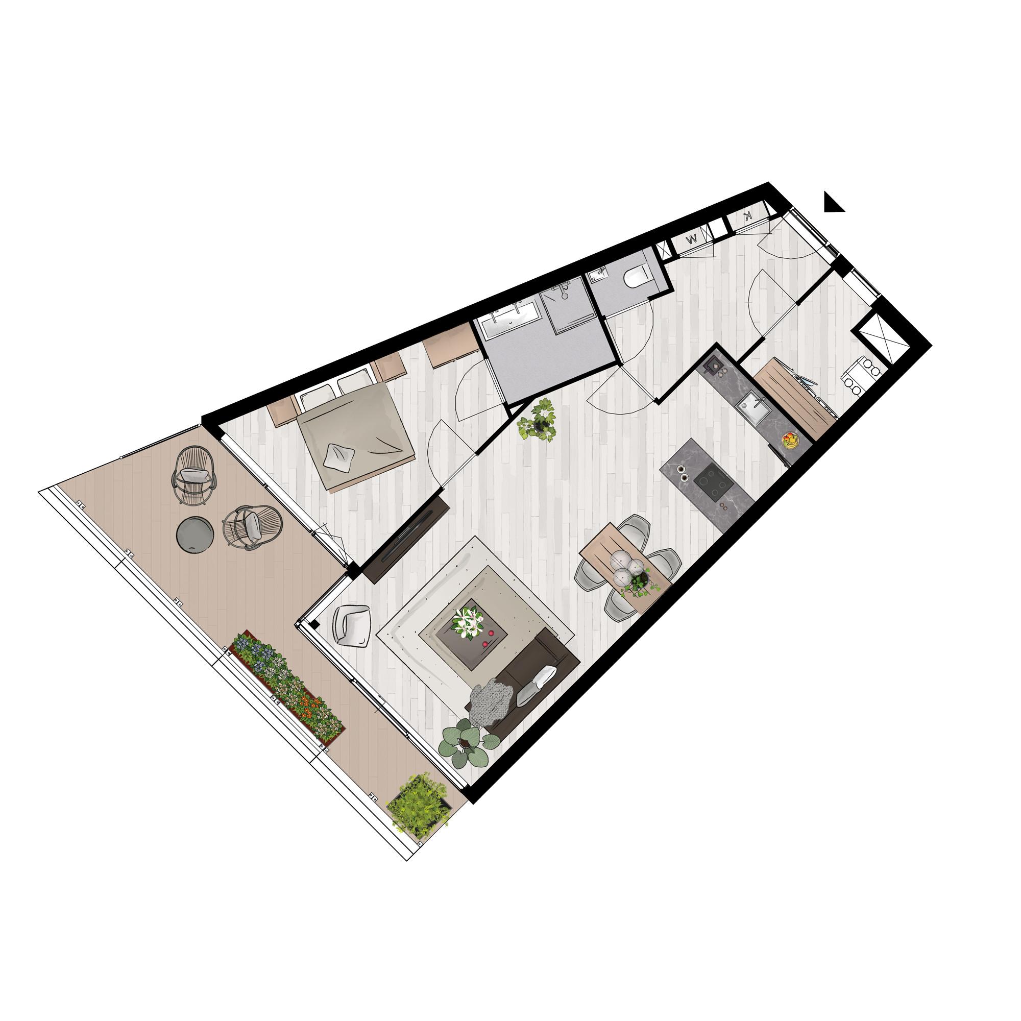 Specials vloer map